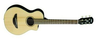 Yamaha APXT2 34 Size Travel Acoustic-Electric Guitar Natural Used
