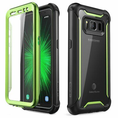 For Samsung Galaxy S8 ACTIVE Case i-Blason MagmaAres Series Full-Body w Screen