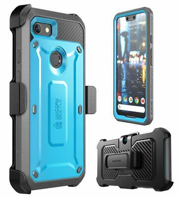 For Google Pixel 2XL33XL Case SUPCASE Unicorn Beetle Pro Holster Cover-Screen