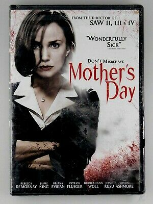 Mothers Day Widescreen DVD 2010 - Rebecca DeMornay - New and Sealed