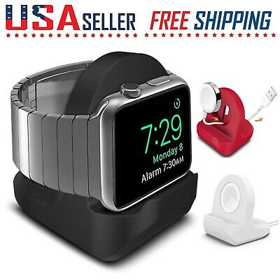 For Apple Watch SE654321 Series Stand Charging Dock Station Holder Mount