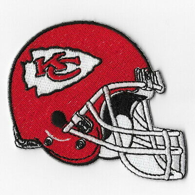 Kansas City Chiefs b Iron on Patch Embroidered Football Patches
