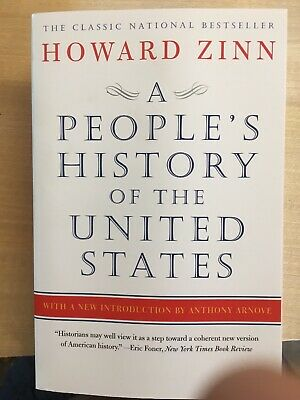 New A Peoples History of the United States by Howard Zinn New