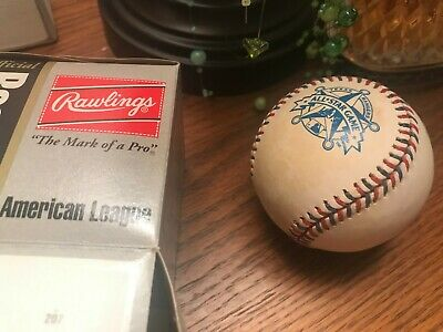 1995 All Star Game Rawlings Official Baseball - in box