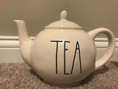 New RAE DUNN Artisan Collection LL TEA Teapot By Magenta