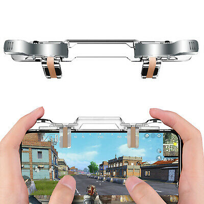 Mobile Gaming Controller L1R1 Fire Button For Android IOS Fortnite PUBG Shooter