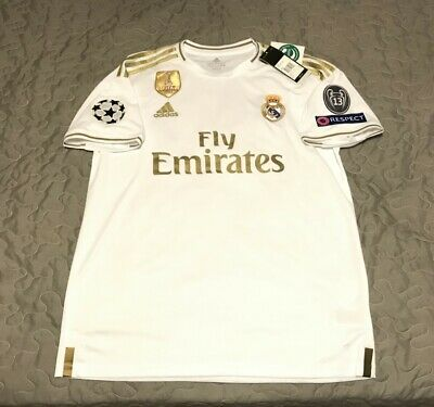 Real Madrid Isco 19-20 Home Soccer Jersey
