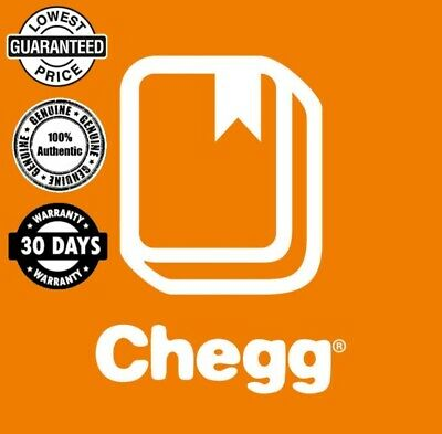 Chegg Study Membership Access 29-30 days Premium Your own - Not shared