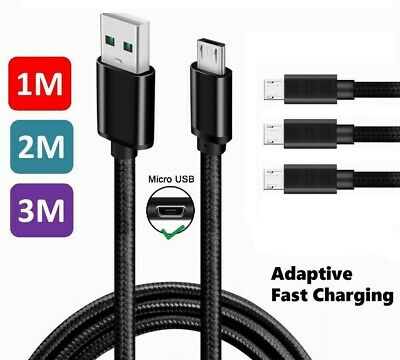 3610Ft Micro USB 3-0 Fast Charger Data Sync Cable Cord Samsung Android HTC LG