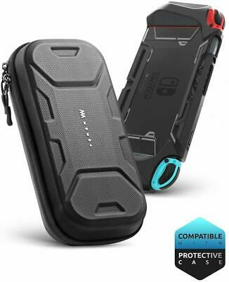 Mumba Nintendo Switch Carrying Case Plus Version Protective Travel Carry Pouch