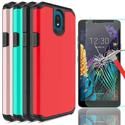 For LG Neon Plus  Tribute Royal  Journey LTE Phone Case CoverScreen Protector