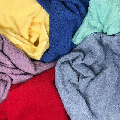 Terry Cloth Fabric 11oz 45 Wide 100 Cotton Many ColorsSold By The Yard