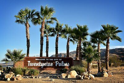 5 ACRES LAND TWENTYNINE PALMS CA- - Low Monthly Payments - No Qualifying