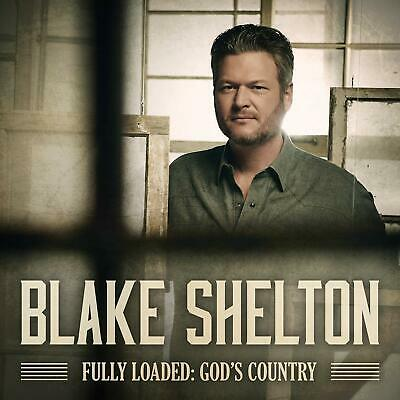 Blake Shelton Fully Loaded Gods Country CD 2019 NEW FREE SHIPPING preorder