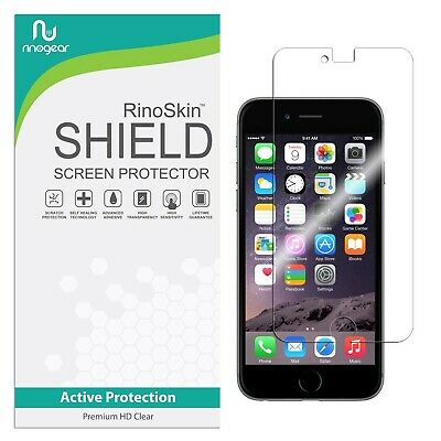 For Apple iPhone iPhone 6S  6 Screen Protector RinoGear USA Made Lifetime