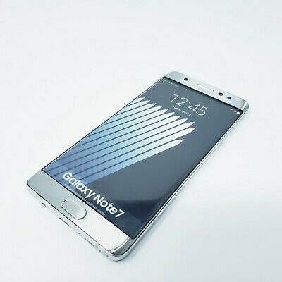 11 Official Dummy Phone Non working Display Model Samsung Galaxy Note 7 Rare