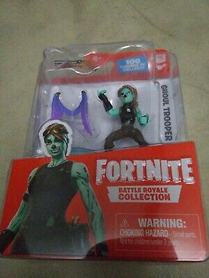 FORTNITE BATTLE new ROYALE COLLECTION 2 ACTION FIGURE - GHOUL TROOPER rare NIP