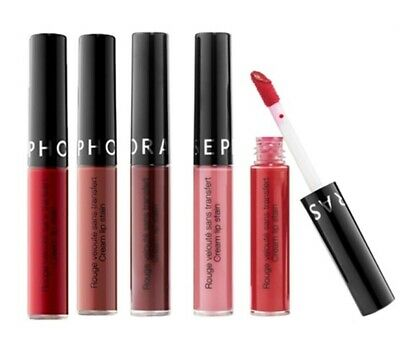Sephora Cream Lip Stain Liquid Lipstick Travel Size COMBINED SHIPPING Discount