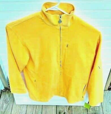 Wimbledon All England Lawn Tennis and Croquet Club Mens Yellow Jacket Size S