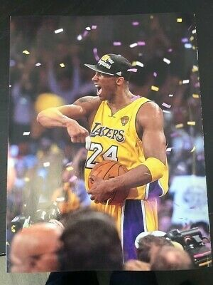 MINT COND2020 NBA All-Star Game Sports Illustrated Limited Edition Kobe Tribute