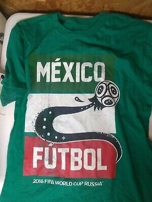 Fifth Sun 2018 FIFA World Cup Mexico T-Shirt