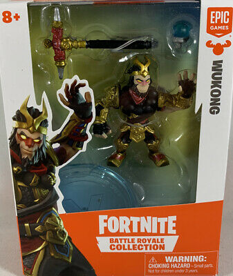 Wukong Fortnite Battle Royale Collection Epic Games Moose Toys FREE SHIPPING