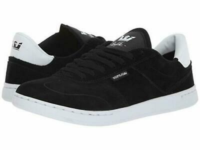 SUPRA ELEVATE SKATEBOARD SHOES NEW MENS SIZE 11 OR 12 BLACKWHITE