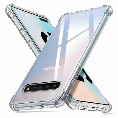 SAMSUNG GALAXY S10E S10 PLUS NOTE 10 CASE FULL BODY PROTECTION CLEAR PHONE COVER