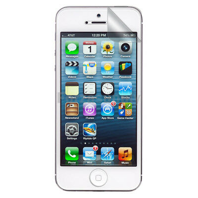 B2G1 Free NEW LCD Ultra Clear HD Screen Protector for Apple iPhone 5 5C 5S SE