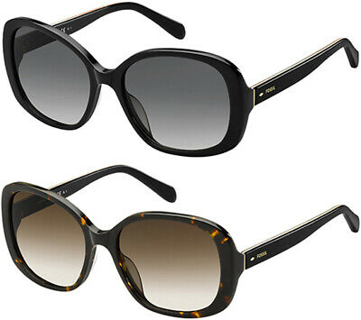 Fossil Womens Oval Classic w Gradient Lens - FOS2059S