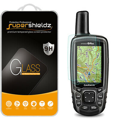 2X Tempered Glass Screen Protector for Garmin GPSMAP 64 64s 64st64sc64x64sx