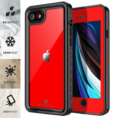 For Apple iPhone 7  8  SE 2020 Case Waterproof With Screen Protector Series