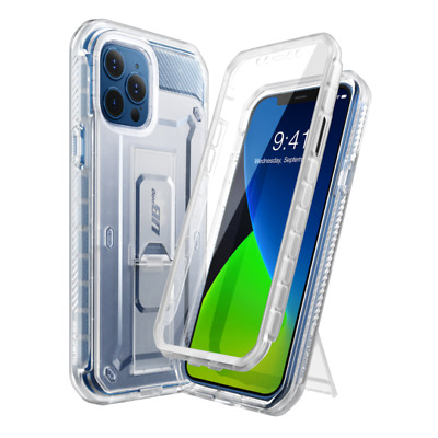 iPhone 12 12 PRO 6-1 Inch Case SUPCASE UBPro Screen Protect Kickstand Belt Clip