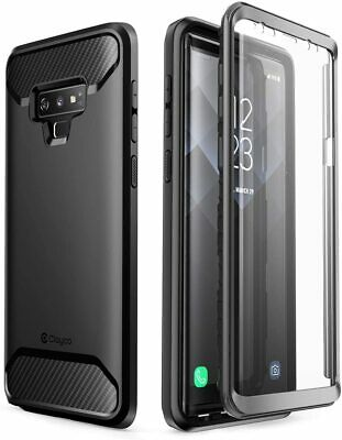 Galaxy Note 9 Case CLAYCO Xenon Full Protection 360 Cover with Screen Protector