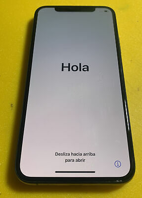 OEM Original Apple iPhone XS OLED Screen Replacement USA - Fair Condition