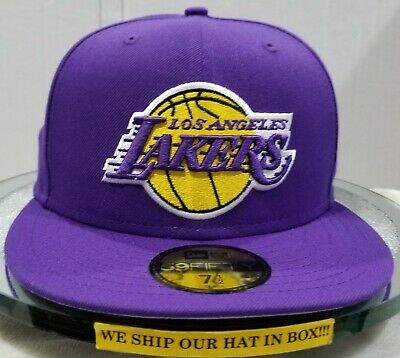 Los Angeles LakersNBANew Era59FIFTYPurple OTCPurple - Yellow