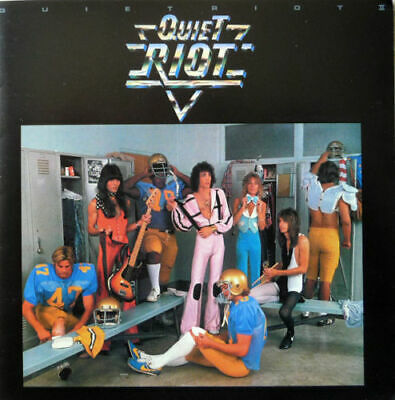 Quiet Riot - Quiet Riot II  1979 Import CD- 8 Pgs- Booklet NEW