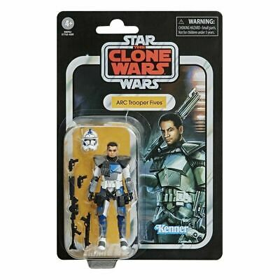 Star Wars Vintage Collection ARC Trooper Fives Action Figure IN STOCK