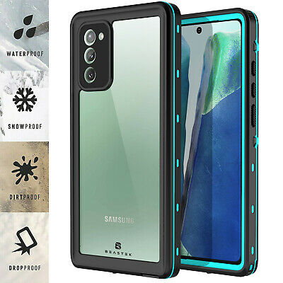 For Samsung Galaxy Note 2020 Ultra 5G Waterproof Case Built-in Screen Protector