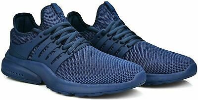 Feetmat Mens Non Slip Gym Sneakers Lightweight Breathable Athletic Running x2
