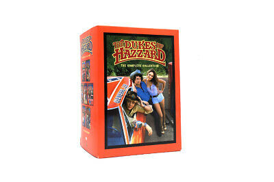 The Dukes of Hazzard Complete Series Seasons 1-7 DVD  33-Disc  Free shipping