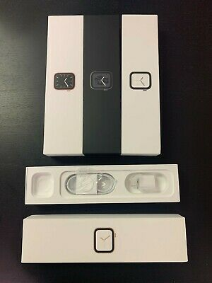 Apple Watch Box Series 4 5 4044mm Original Packaging with Genuine Accessories