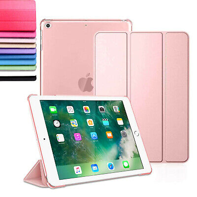 For Apple iPad Air 4 3 2 Pro 10-5 Tablet Slim Leather Smart Flip Case Cover