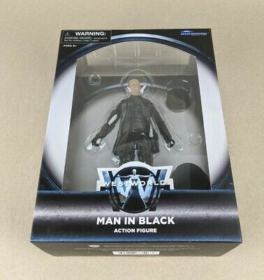 WESTWORLD Man in Black 7 Action Figure Diamond Select New Walgreens Exclusive