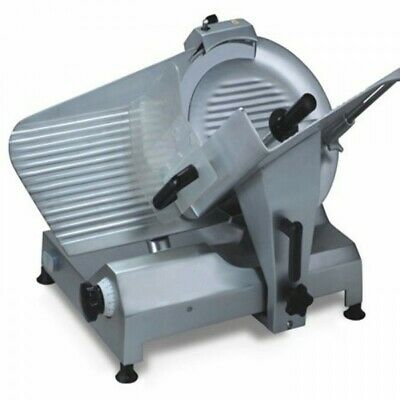 Commercial 11-8 inch Blade Meat Slicer Deli Cheese Food Cutter Kitchen