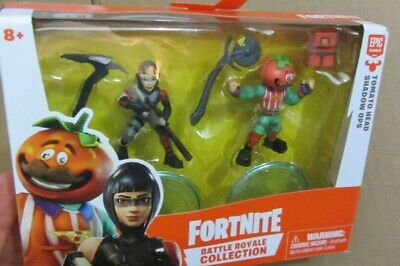 Fortnite Battle Royale Collection Tomato Head Shadow Ops set EPIC Games figures