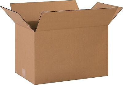 SI PRODUCTS 20 x 12 x 12 Shipping Boxes 32 ECT Brown 201212
