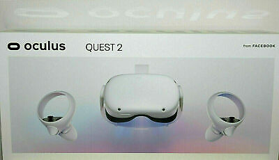 Oculus Quest 2 64 / 256 GB VR Virtual Reality Headset VR-Brille Gaming NEU & OVP