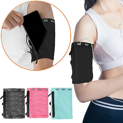 Sports Armband Running Jogging Arm Bag Case Gym Band Pouch Holder For Cell Phone