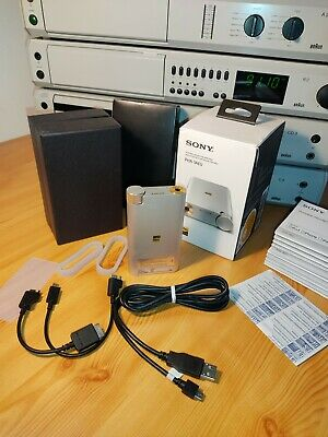 MINT SONY PHA-1AEU DAC HI RES HEADPHONE AMPLIFIER for IPOD IPHONE ANDROID PC